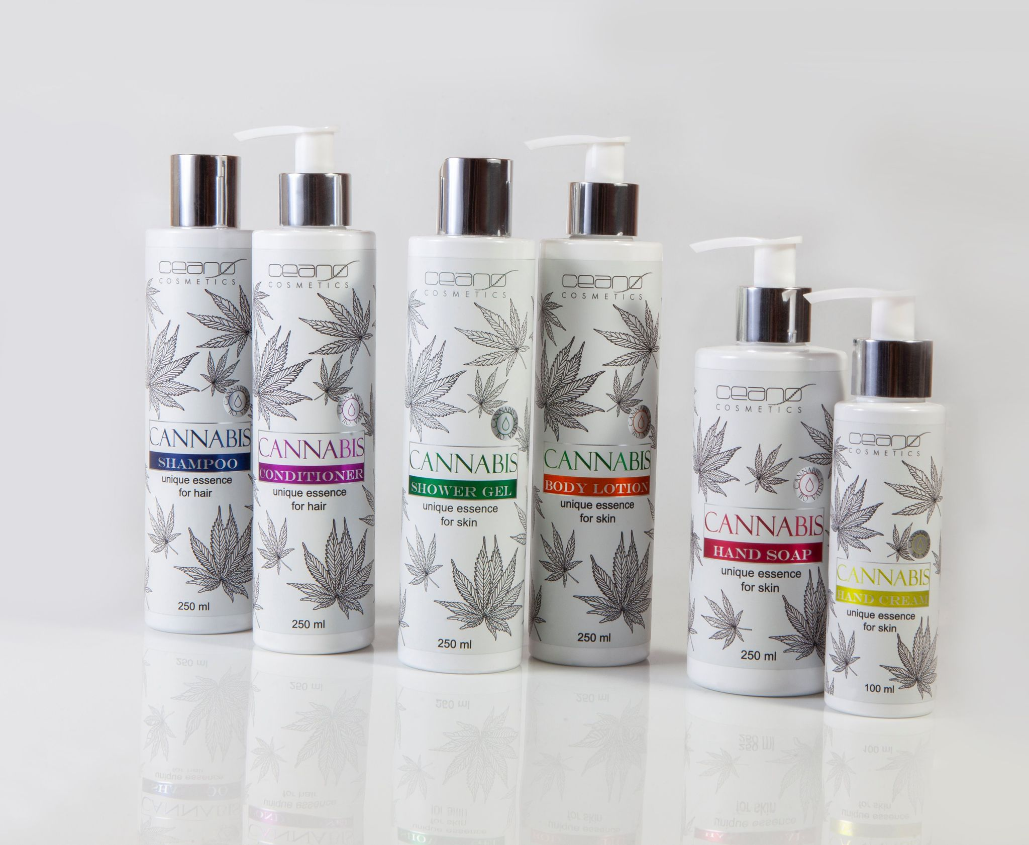 Oil body care products for your brand